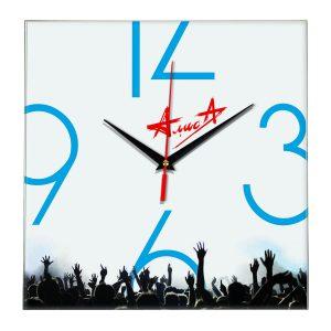 Logo alisa настенные часы 8