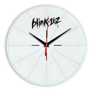 Logo blink 182 настенные часы 15