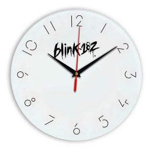 Logo blink 182 настенные часы 5