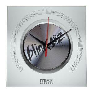 Logo blink 182 настенные часы 9