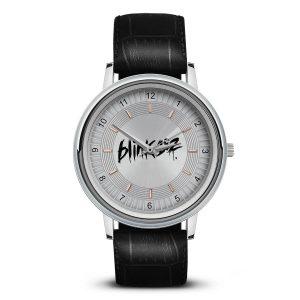 Logo blink 182 наручные часы 1