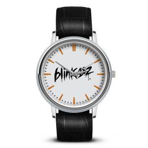 Logo blink 182 наручные часы 2