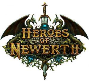 Часы Heroes of newerth