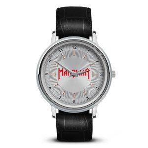 Logo manowar наручные часы 1