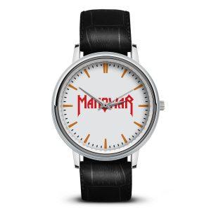 Logo manowar наручные часы 2