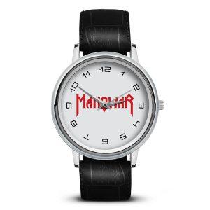Logo manowar наручные часы 3