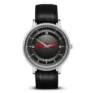 Logo manowar наручные часы 4