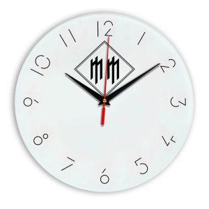 Logo marilyn manson настенные часы 5