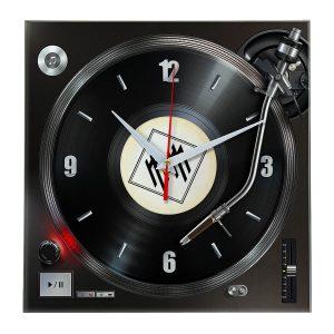 Logo marilyn manson настенные часы 7