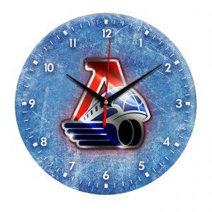 Сувенир – часы Lokomotiv Yaroslavl 04