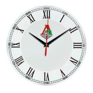 Настенные часы «с символикой Локомотив Москва»