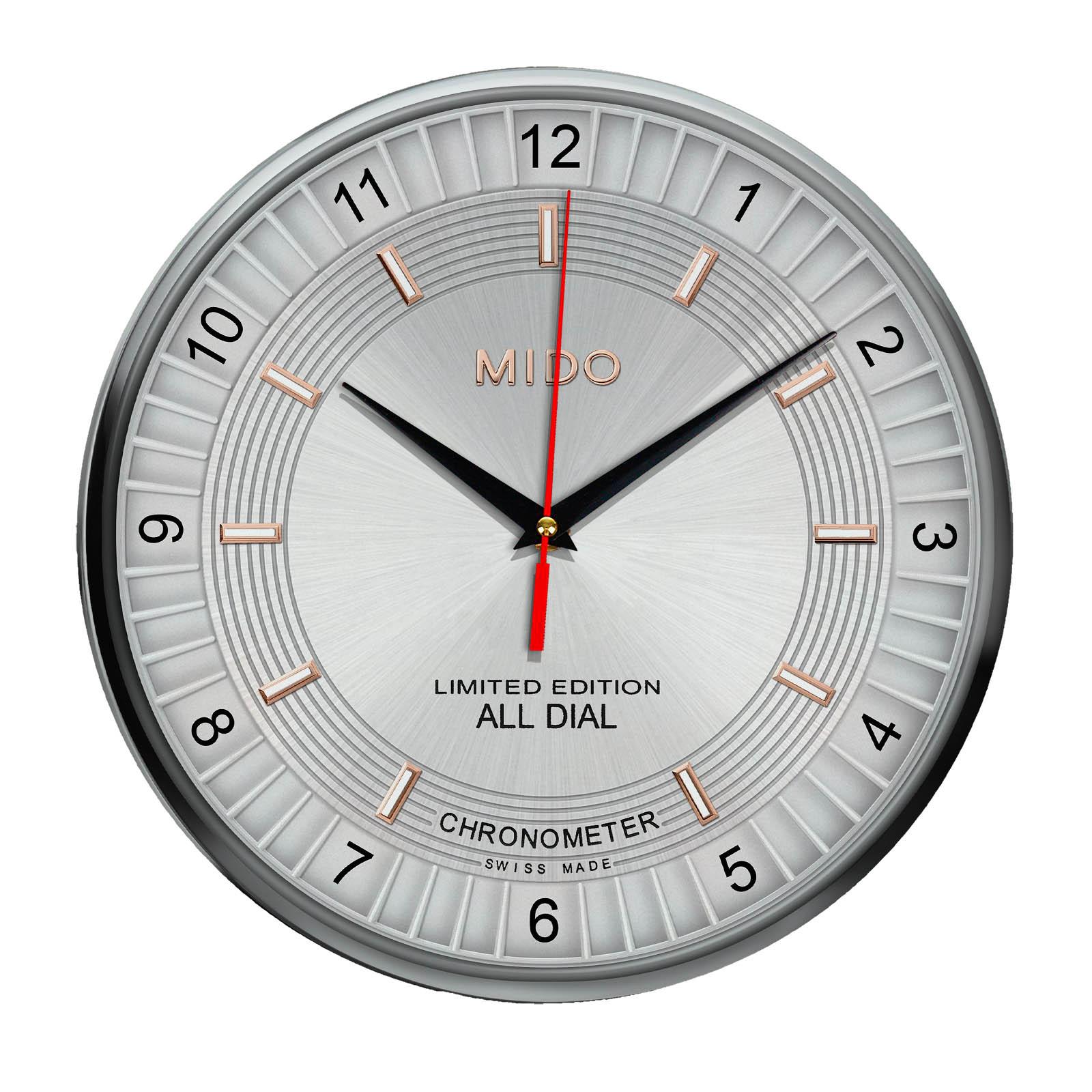 Настенные наручные часы Mado промо