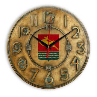 Часы сувенир Магадан 06