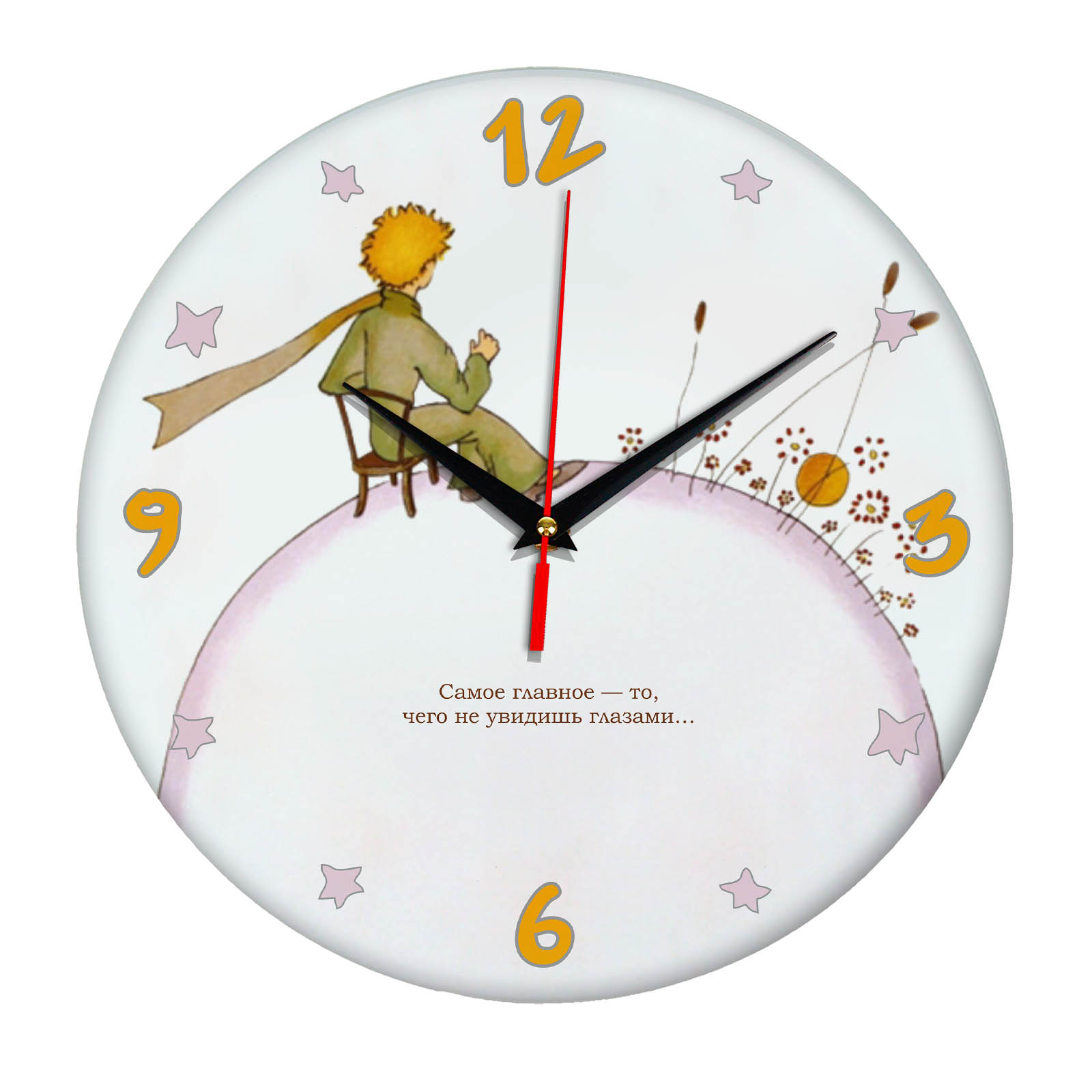 Настенные часы «Маленький принц» 06