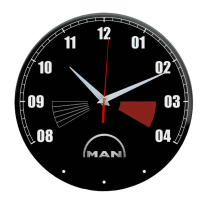 часы спидометр MAN 16