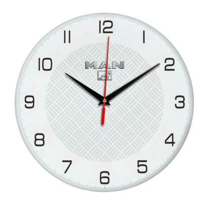 Настенные часы с символикой MAN 3 04