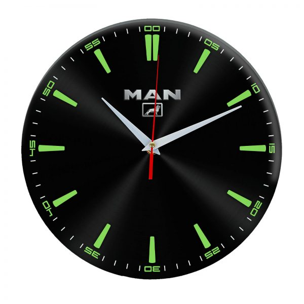 Сувенир – часы MAN 3 10
