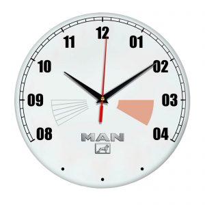 Сувенир – часы MAN 3 17