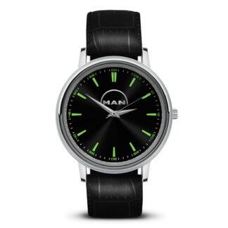 MAN наручные часы с логотипом мужские