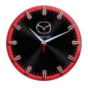 Сувенир – часы Мазда