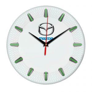 Сувенир – часы Mazda 07