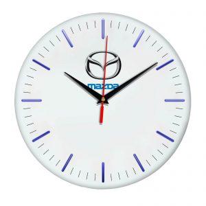Сувенир – часы Mazda 11