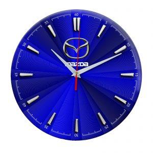 Настенные часы Мазда