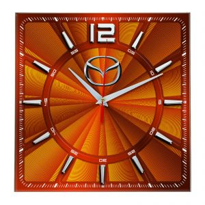 Сувенир – часы Mazda 5 02