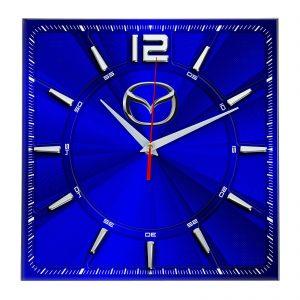 Сувенир – часы Mazda 5 03