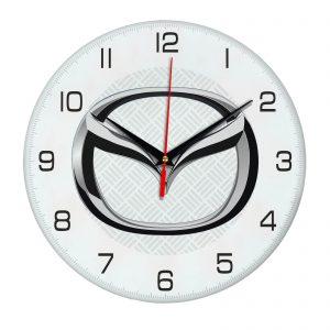 Сувенир – часы Mazda 5 05