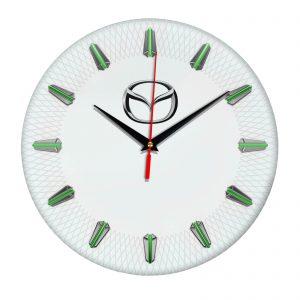 Сувенир – часы Mazda 5 07