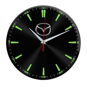 Сувенир – часы Mazda 5 10