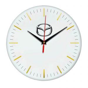 Сувенир – часы Mazda 5 13