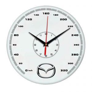 Сувенир – часы Mazda 5 14