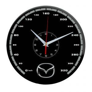Сувенир – часы Mazda 5 15