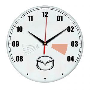 Сувенир – часы Mazda 5 17