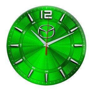 Сувенир – часы Mazda 5 18