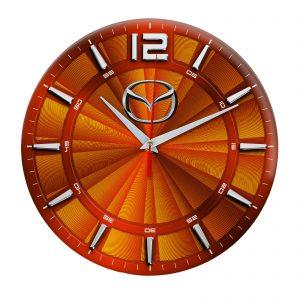 Сувенир – часы Mazda 5 20