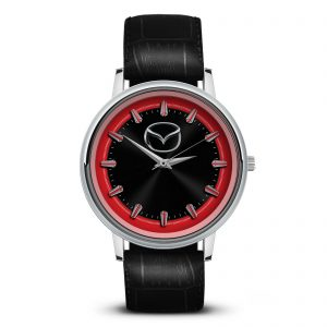 Mazda 5 часы сувенир для автолюбителей