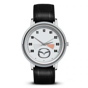 Mazda 5 часы наручные с эмблемой