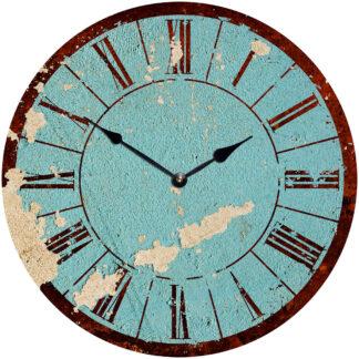 деревянные часы из МДФ mdclr044-d420