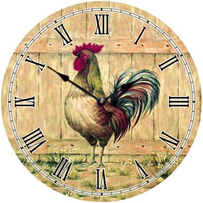 деревянные часы из МДФ mdeco1102-420