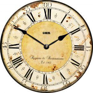 деревянные часы из МДФ mdr1008-d300