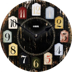 деревянные часы из МДФ mdr333-d300