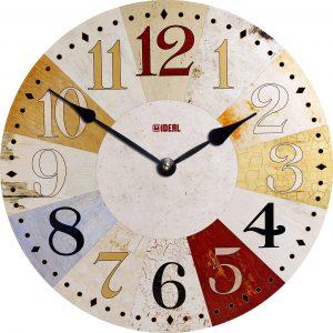 деревянные часы из МДФ mdr334-d300