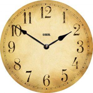 деревянные часы из МДФ mdr335-d300