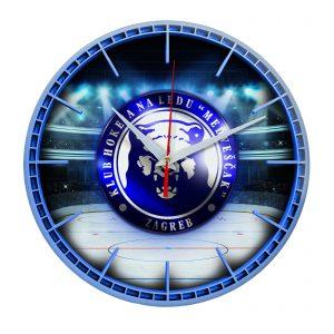 Сувенир – часы Medvescak Zagreb 06