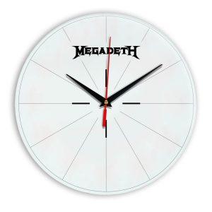 Megadeth настенные часы 15