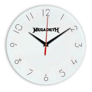 Megadeth настенные часы 5