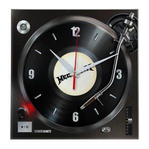 Megadeth настенные часы 7
